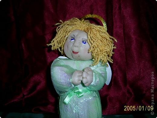 Игрушка мягкая: Домашний ангел Кузька фото 3