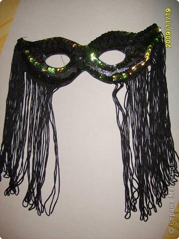 Не определена: Карнавальная маска фото 1