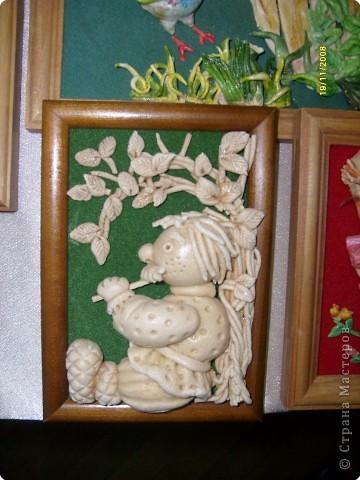 Выставка Горшеченского района (Курская обл) в краеведческом музее фото 1
