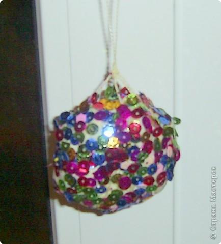 Новогодний шарик. Покрупнее вид. Спасибо, Анат!!!! фото 1