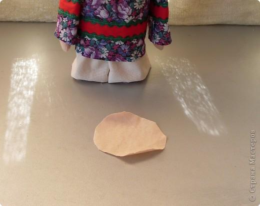 Домовенок-хлебосол. В идеале неплохо бы пшеничку, но пшенка тоже ведь была и есть на Руси не последним по ценности зерном. фото 19