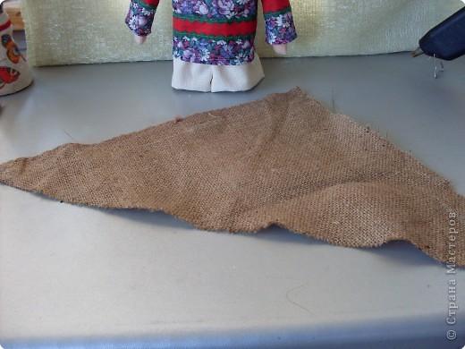 Домовенок-хлебосол. В идеале неплохо бы пшеничку, но пшенка тоже ведь была и есть на Руси не последним по ценности зерном. фото 24