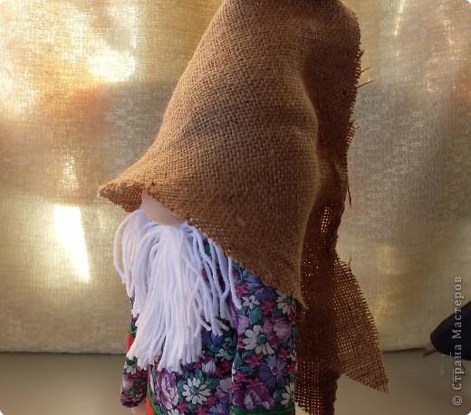 Домовенок-хлебосол. В идеале неплохо бы пшеничку, но пшенка тоже ведь была и есть на Руси не последним по ценности зерном. фото 25
