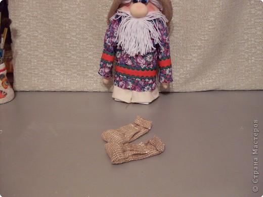 Домовенок-хлебосол. В идеале неплохо бы пшеничку, но пшенка тоже ведь была и есть на Руси не последним по ценности зерном. фото 39