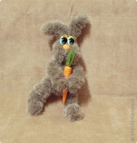 Не определена: Зайка Морковкин фото 1