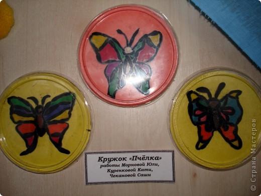 Ну вот и свершилось! За окнами - снег, а у нас в детском саду всеми цветами радуги переливаются крылья бабочек!  фото 8