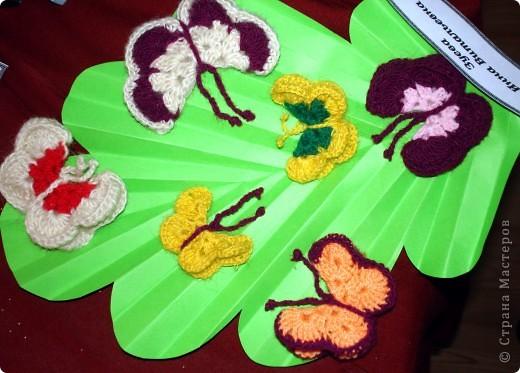 Ну вот и свершилось! За окнами - снег, а у нас в детском саду всеми цветами радуги переливаются крылья бабочек!  фото 6