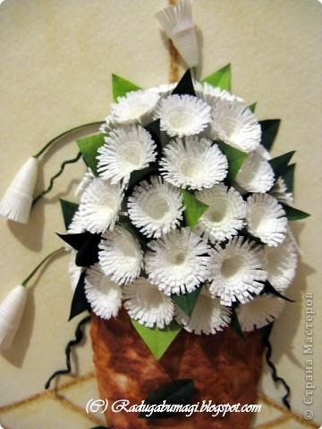 Цветы в горшках картинки нарисованные 2