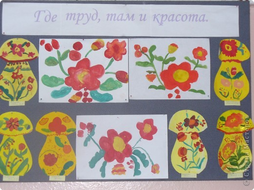 Роспись Полхов-Майдана фото 5