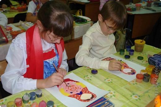 знакомство с историей рисования