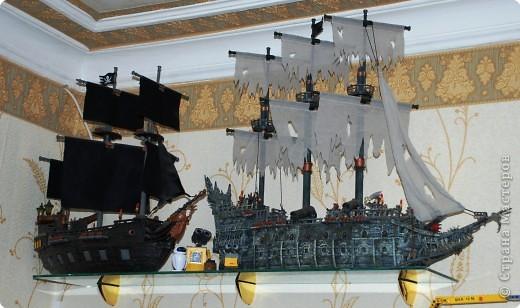 Конструктор: Пиратские коробли фото 1