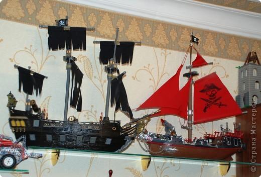 Конструктор: Пиратские коробли фото 2