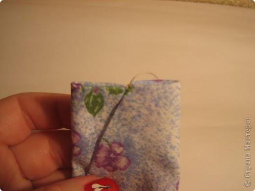 Квадрат ткани 15x15 см фото 6