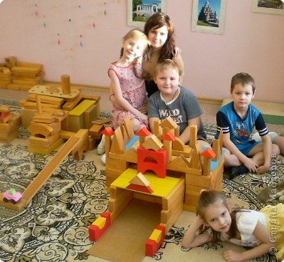 Здесь будет детский парк фото 5