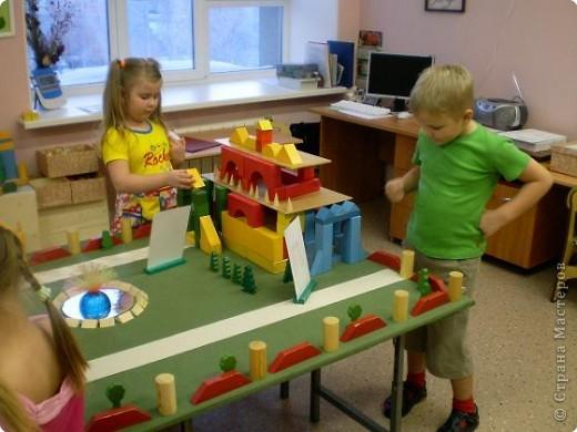 Здесь будет детский парк фото 6