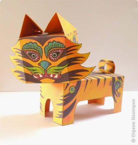 Тигр с сайта Epson: http://h10025.www1.hp.com/ewfrf/wc/acProject?lc=en&dlc=en&cc=us&extproject=3dchinesezodiacanimals&extcat=toysstickerspuzzles&extsubcat=games фото 1