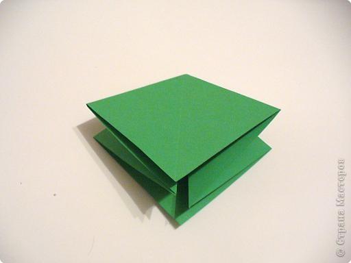 Коробочки-елочки можно использовать для упаковки нубольших подарков вытянутой формы.  фото 5