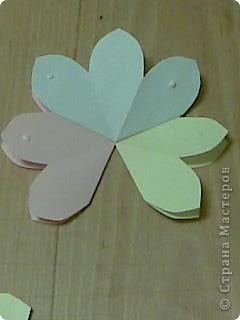 открытка -объемные цветы, фото 14