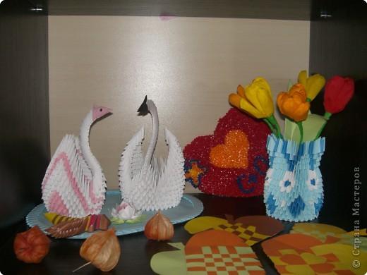 Оригами модульное: Еще мои поделки из Страны Мастеров фото 3