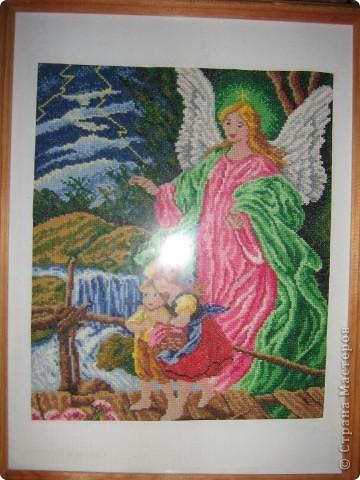 Вышивка крестом: Мои вышивки фото 4