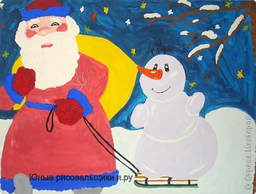 Дед Мороз фото 3