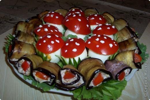 салат тещин язык рецепт фото