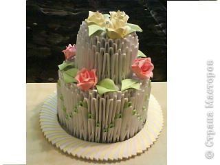 Бесподобный тортик