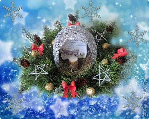 Не определена: Рождественская композиция фото 1