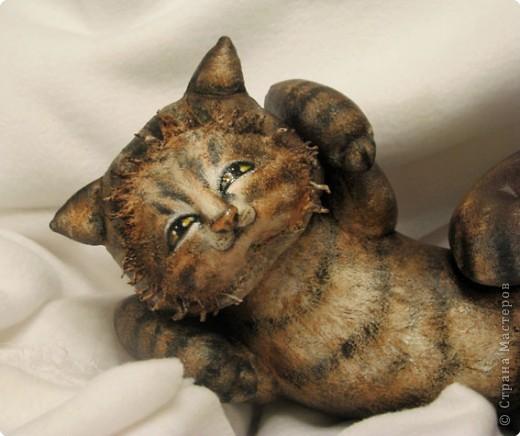 Шитьё: Кошка-балдежница :))))) фото 1
