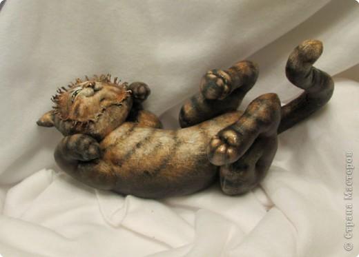 Шитьё: Кошка-балдежница :))))) фото 2