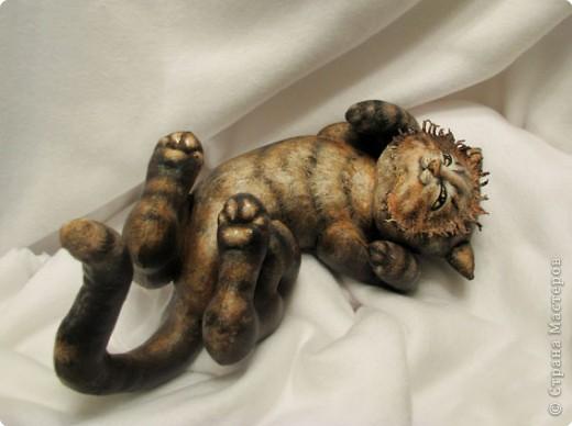 Шитьё: Кошка-балдежница :))))) фото 3