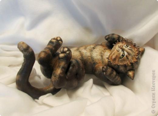 Шитьё: Кошка-балдежница :))))) фото 4