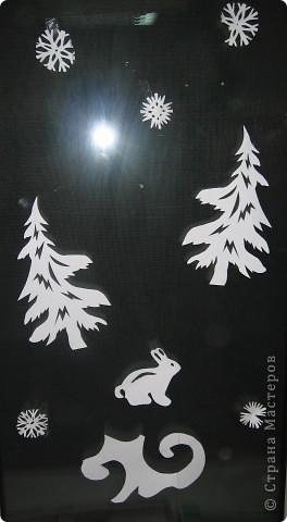 Зимний лес  фото 3