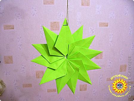 Оригами: Украшение фото 1