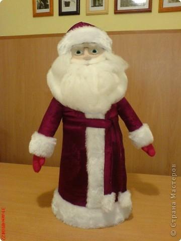 Шитьё: Дедушка Мороз фото 1