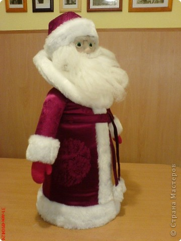 Шитьё: Дедушка Мороз фото 2