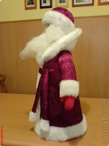 Шитьё: Дедушка Мороз фото 4