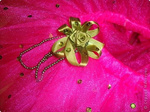 Юбочка к костюму бабочки :) фото 2