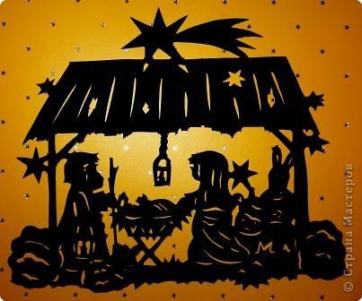 Рождественский вертеп фото 1