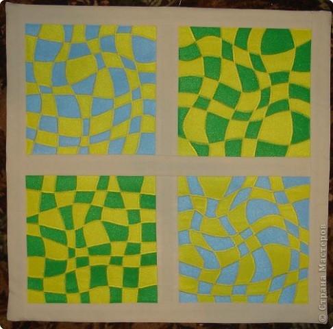Пэчворк: Лоскутные иллюзии