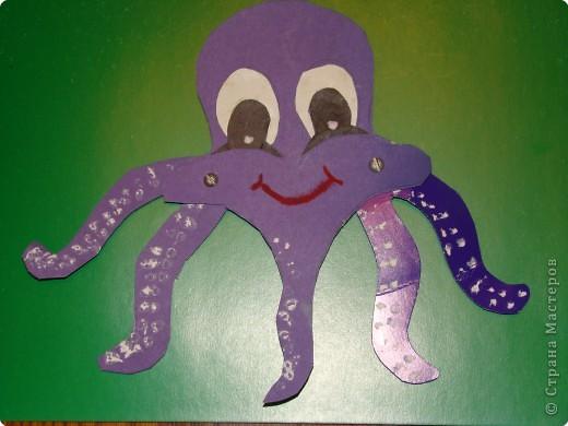 Как своими руками сделать осьминога