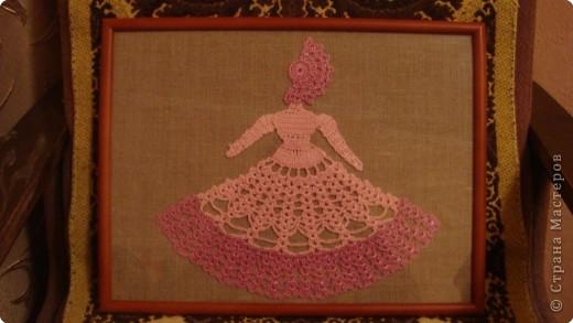 Вязание крючком: Любимая мама