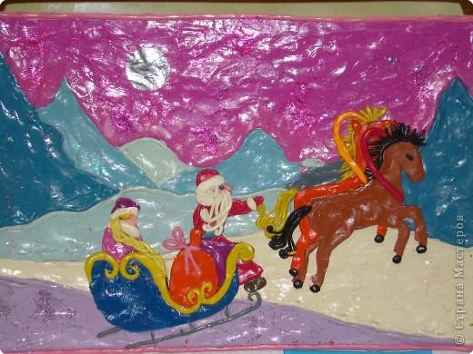 """В конце декабря в Центре  Внешкольной Работы   """" Эврика"""" проходит новогодняя выставка детских работ и новогодние представления. фото 11"""