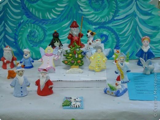 """В конце декабря в Центре  Внешкольной Работы   """" Эврика"""" проходит новогодняя выставка детских работ и новогодние представления. фото 32"""