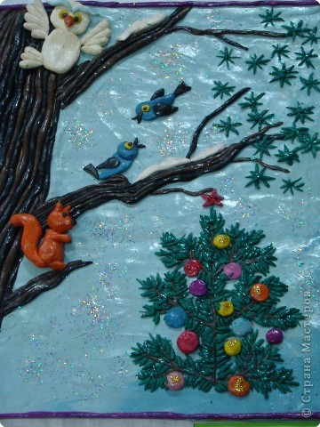 """В конце декабря в Центре  Внешкольной Работы   """" Эврика"""" проходит новогодняя выставка детских работ и новогодние представления. фото 21"""