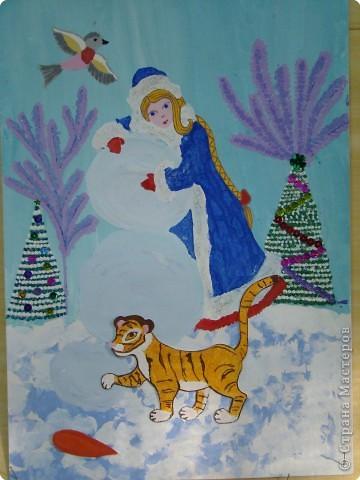 """В конце декабря в Центре  Внешкольной Работы   """" Эврика"""" проходит новогодняя выставка детских работ и новогодние представления. фото 22"""