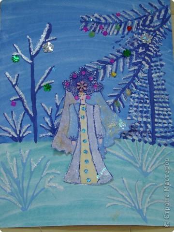 """В конце декабря в Центре  Внешкольной Работы   """" Эврика"""" проходит новогодняя выставка детских работ и новогодние представления. фото 23"""