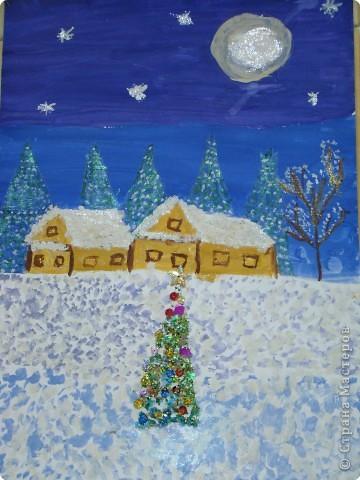 """В конце декабря в Центре  Внешкольной Работы   """" Эврика"""" проходит новогодняя выставка детских работ и новогодние представления. фото 24"""