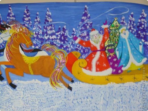 """В конце декабря в Центре  Внешкольной Работы   """" Эврика"""" проходит новогодняя выставка детских работ и новогодние представления. фото 26"""