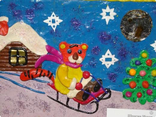 """В конце декабря в Центре  Внешкольной Работы   """" Эврика"""" проходит новогодняя выставка детских работ и новогодние представления. фото 18"""
